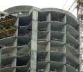 Оградительные ленты в многоэтажном строительстве