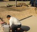 Строительство площадок, тротуаров, патио