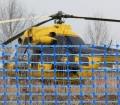 Ограждение вертолетных площадок